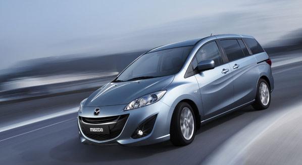 Nuevo Mazda 5
