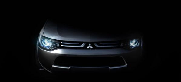 Mitsubishi presentará su nuevo SUV en el Salón de Ginebra