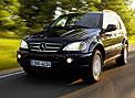 La Clase M de Mercedes, investigada en EE.UU.
