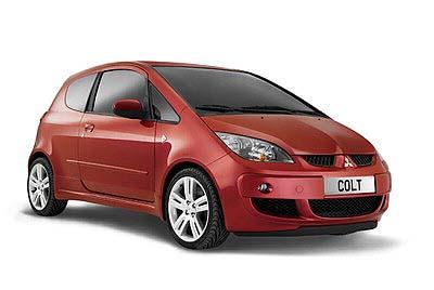 "Mitsubishi llevará a Ginebra su ""concept-car"" Colt CZ3"