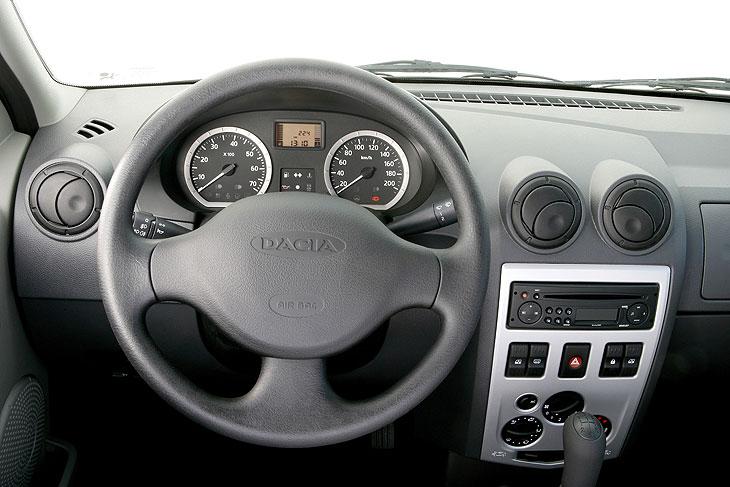 Dacia Logan dCi