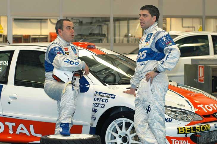 Peugeot Sport España 2006