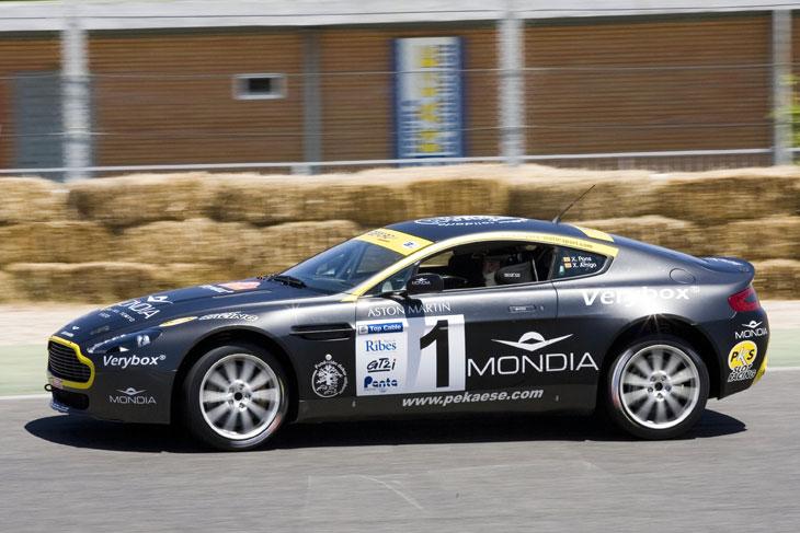 Aston Martin Rally GT