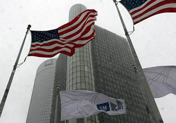 GM primeros beneficios desde 2004