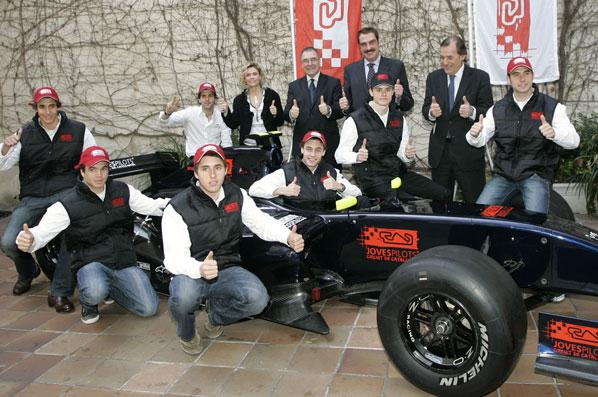 Jóvenes Pilotos del Circuito de Cataluña