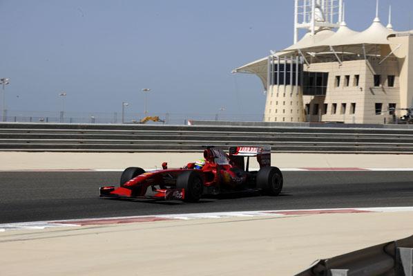 Fin de los test en Bahrein