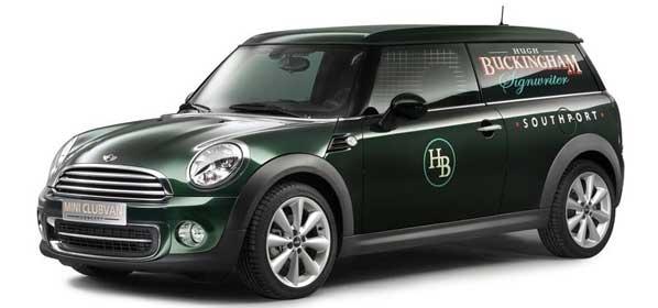 Mini Clubvan Concept, la 'furgoneta' pequeña premium
