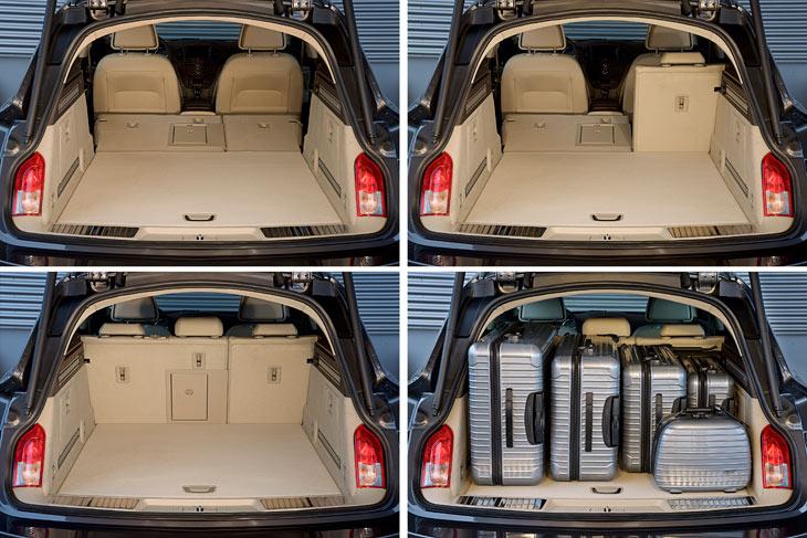 Opel Insignia Sports Tourer (detalles)