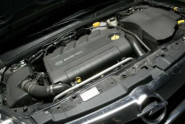 Motor de origen Fiat, de 1.9 litros y 150 CV de potencia.