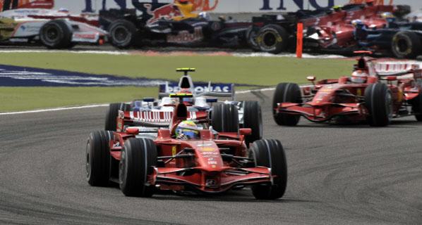 F1: Gran Premio de Bahrein de F1 2009