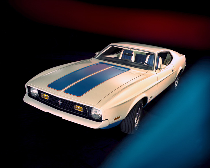 Ford Mustang, la historia