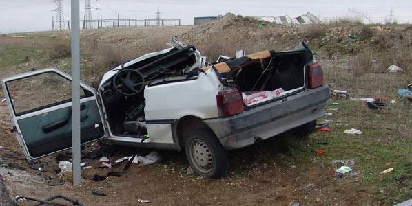 13 personas fallecieron en accidentes de tráfico