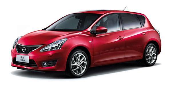 Presentamos el nuevo Nissan Tiida