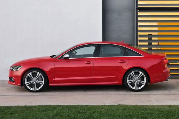 Nuevo Audi S6