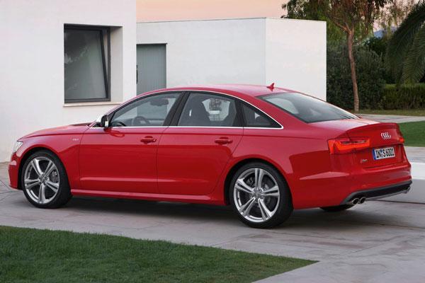 Audi S6 y S6 Avant, disfrute deportivo diario