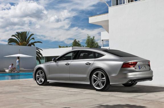 Audi S7 Sportback 420 CV