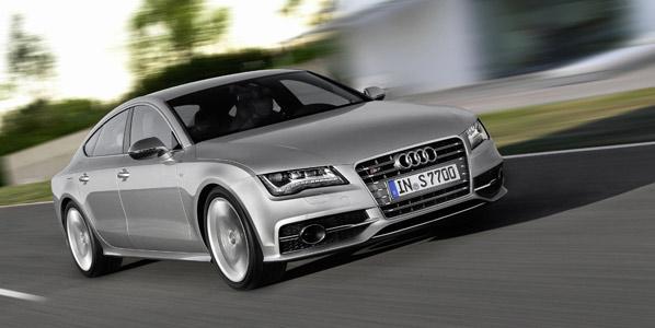 Nuevo Audi S7 Sportback, el más potente