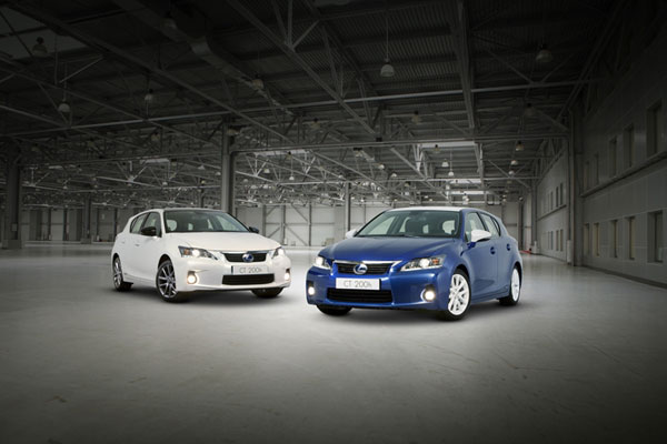 Lexus CT 200h Aniversario Limited Edition
