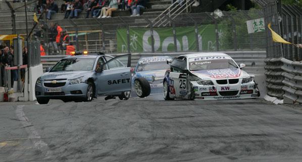 WTCC: El Safety Car no debería haber salido