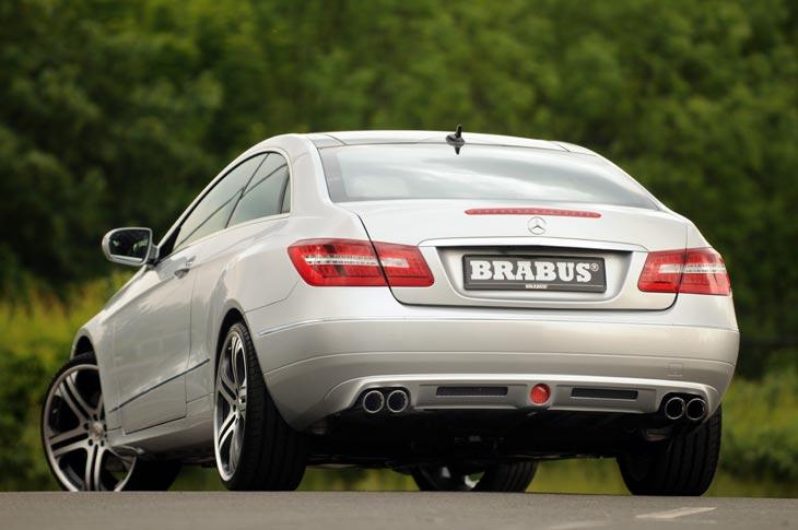 Mercedes E Coupé por Brabus.