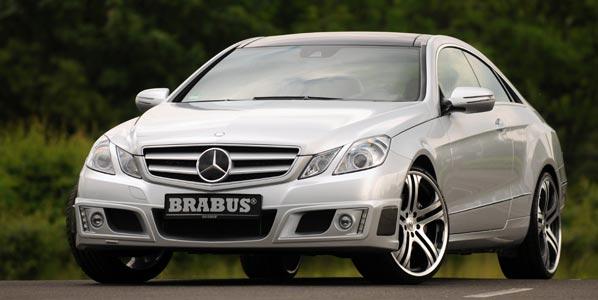 Mercedes Clase E Coupé por Brabus