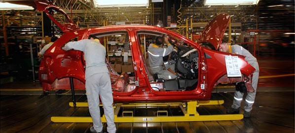 La producción en Europa caerá un 25 por ciento