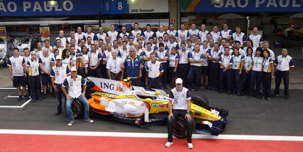 Renault abandona la Fórmula 1