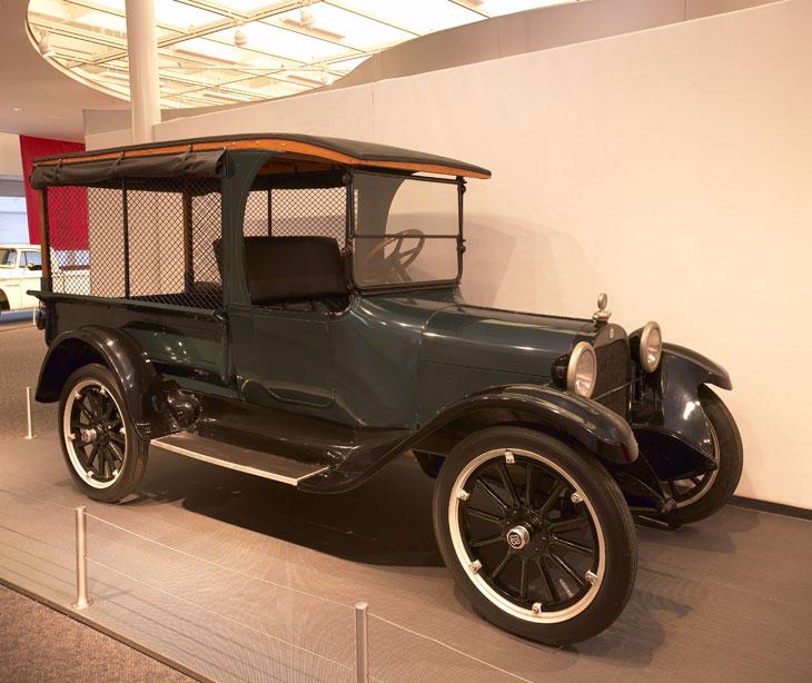 Dodge historia