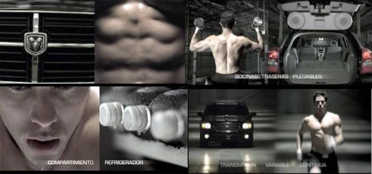Dodge publicidad
