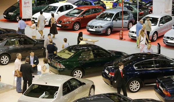 El precio de los coches, a la baja