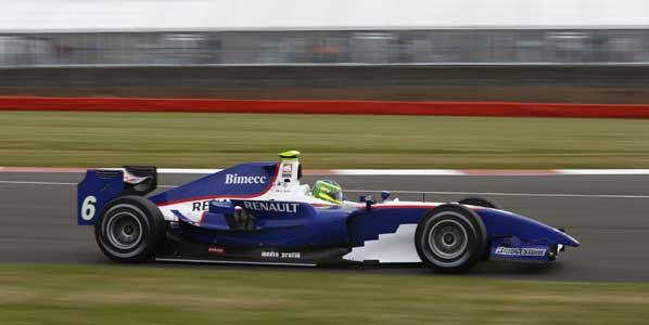 Valerio venció en Silverstone