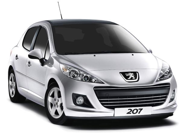 Peugeot 207 especial Peugeot