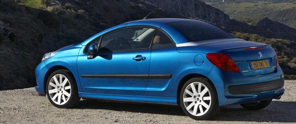 Peugeot 207, la estrella del león