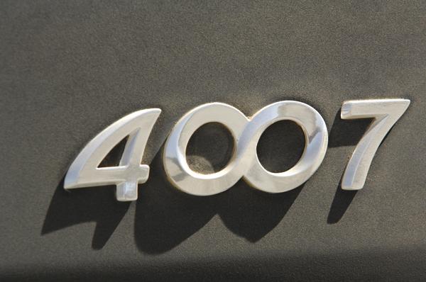Peugeot 4007 especial Peugeot