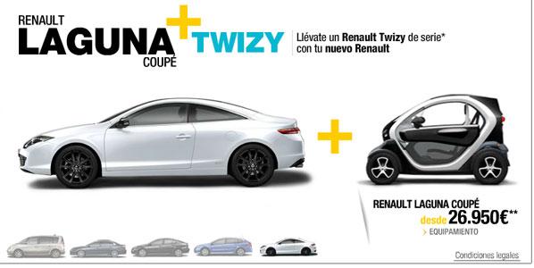 Cómprate un Renault y te regalan un Twizy