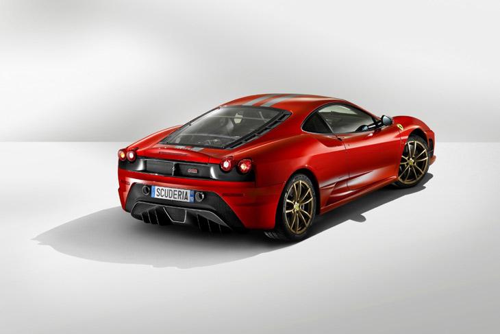 Ferrari 430 Scuderia: novedad