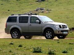 Nissan Pathfinder y Navara '08
