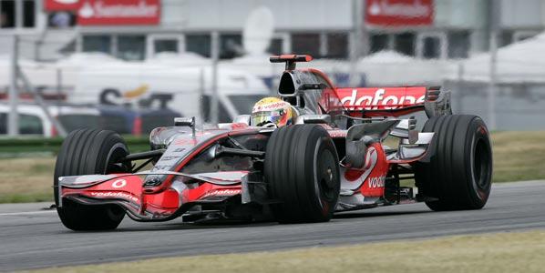 GP de Alemania de F1: Lewis Hamilton, arrollador