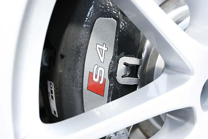 Comparativa Audi S4