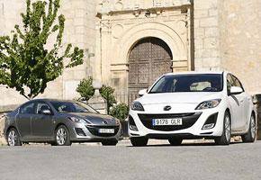 Mazda 3 1.6 S-VT vs Mazda 3 2.2 CRTD