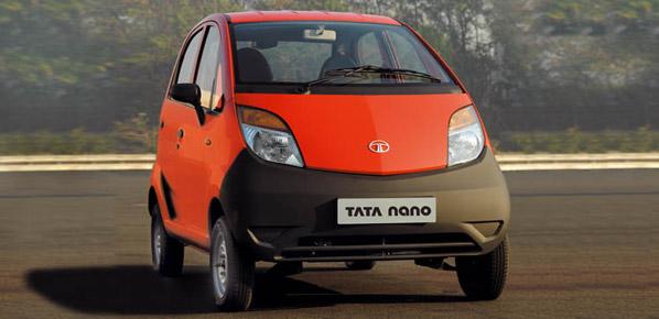 El Tata Nano ya rueda