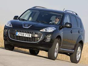 Peugeot 4007 2.2 HDI 156