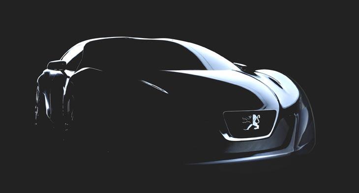 Peugeot RC ...