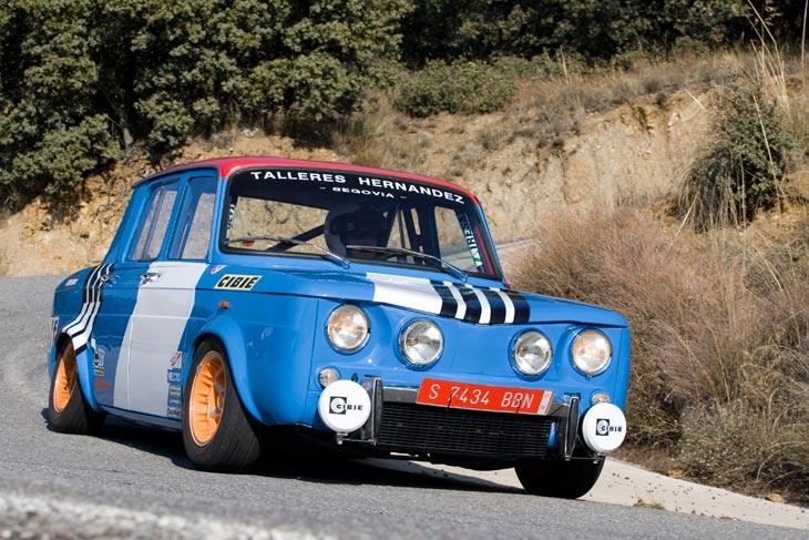 R8 TS Rallye Gr.5