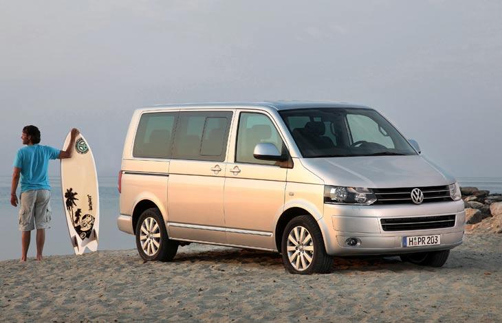 Nuevas Volkswagen Multivan