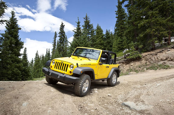 Nuevo Jeep Wrangler 2011