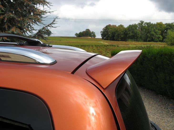 Chevrolet HHR: detalles