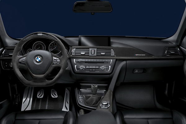Nuevo kit de potenciación BMW M Perfomance