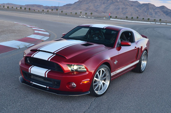 Ford Mustang Shelby GT500 Super Snake 2013