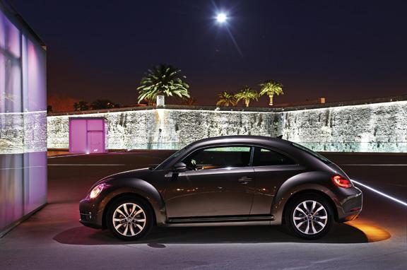 VW Beetle 1.4 TSI 160 CV DSG